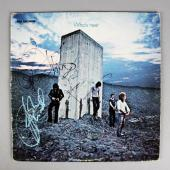 The Who Multi-Signed Record Album – COA PSA/DNA