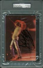 "The Who Roger Daltrey Signed Autographed 4"" x 6"" Photo PSA/DNA Authent"