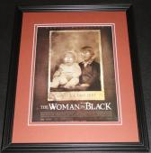 The Woman in Black 2012 Daniel Radcliffe 11x14 Framed ORIGINAL Advertisement