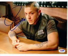 "Theo Rossi Juan Carlos ""Juice"" Ortiz signed 8x10 photo PSA/DNA Sons of Anarchy"