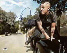 "Theo Rossi ""juice"" Sons Of Anarchy Signed 11x14 Photo Psa/dna #u18518"