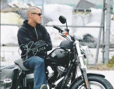 "Theo Rossi ""juice"" Sons Of Anarchy Signed 11x14 Photo Psa/dna #u52639"