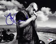 Theo Rossi Signed 8x10 Photo w/COA Juice Sons of Anarchy Opie Jaxx #1