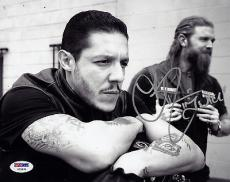 Theo Rossi Signed 8x10 Photo w/COA Juice Sons of Anarchy Opie Jaxx