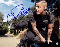 Theo Rossi Signed 8x10 Photo w/COA Sons of Anarchy Juice #1
