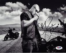 Theo Rossi Signed 8x10 Photo w/COA Sons of Anarchy Juice Jaxx Opie #2