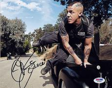 Theo Rossi Signed 8x10 Photo w/PSA DNA Sons of Anarchy Juice Y72627