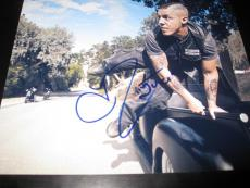 THEO ROSSI SIGNED AUTOGRAPH 8x10 PHOTO SONS OF ANARCHY PROMO IN PERSON COA AUTO