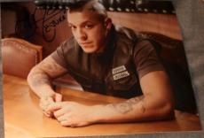 Theo Rossi Signed Autograph Sons Of Anarchy Promo Photo
