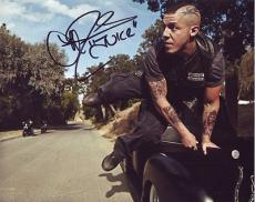 THEO ROSSI signed *SONS OF ANARCHY* 8X10 photo Juice Ortiz  W/COA
