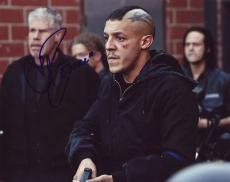 THEO ROSSI signed *SONS OF ANARCHY* 8X10 photo JUICE W/COA #1