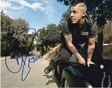 THEO ROSSI signed *SONS OF ANARCHY* 8X10 photo W/COA A