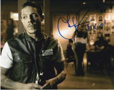 THEO ROSSI signed *SONS OF ANARCHY* 8X10 photo W/COA I