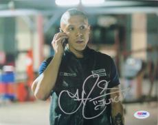 Theo Rossi Signed Sons of Anarchy Authentic 8x10 Photo (PSA/DNA) #T31563