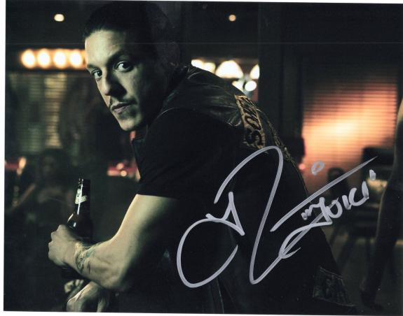 Theo Rossi Sons of Anarchy TV Show Juice Signed 8x10 Photo w/COA #4