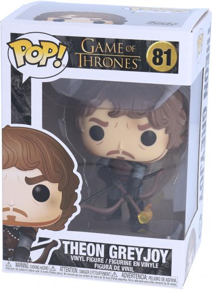 Theon Greyjoy with Flaming Arrows Game of Thrones #81 Funko Pop! Figurine