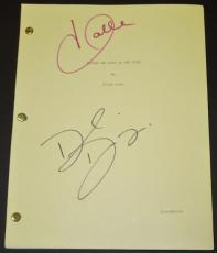 Things we lost in the Fire Signed - Autographed Script by Halle Berry and David Duchovny