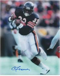 Calvin Thomas Autographed Photo - 8x10 Mounted Memories