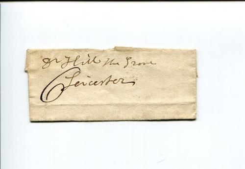 Thomas Coke 1st Earl Leicester MP Norfolk Animal Husbandry Signed Autograph
