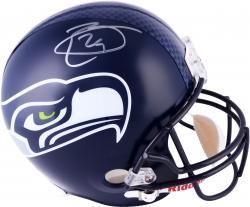 Earl Thomas Seattle Seahawks Autographed Riddell Replica Helmet