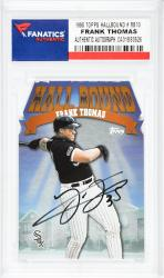 Frank Thomas Chicago White Sox Autographed 1998 Topps Hall Bound #RB10 Card  - Mounted Memories  - Mounted Memories