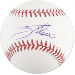 Thome, Jim Auto Baseball