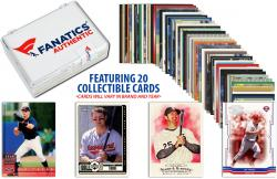 Jim Thome-Cleveland Indians-Collectible Lot of 20 MLB Trading Cards - Mounted Memories  - Mounted Memories