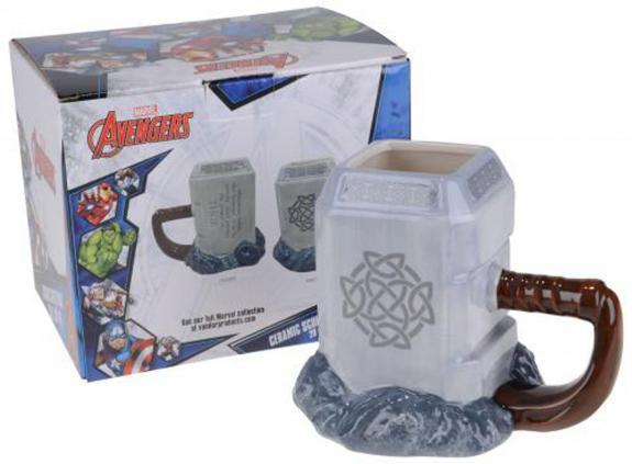Thor 20 oz. Ceramic Hammer Mug