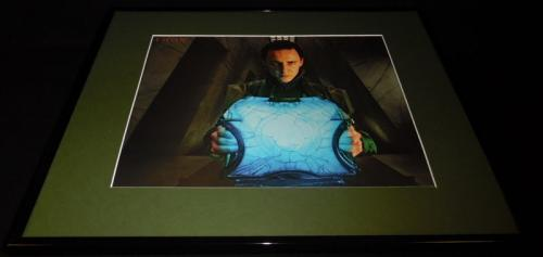 Thor Loki Tom Hiddleston Framed 16x20 Poster Display