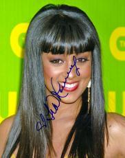 Tia Mowry Autographed Signed Smiling Photo UACC RD COA AFTAL