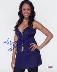 Tia Mowry SIGNED 8x10 Photo Melanie The Game PSA/DNA AUTOGRAPHED