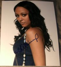 "Tia Mowry Signed Autograph Sexy ""the Game"" Promo Photo"