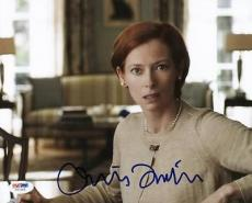 Tilda Swinton Burn After Reading Signed 8x10 Photo Psa/dna #v67253
