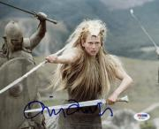 Tilda Swinton Chronicles Of Narnia Signed 8X10 Photo PSA/DNA #W25947