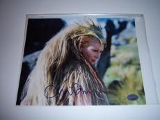 Tilda Swinton Chronicles Of Narnia,the White Witch Psa/dna Signed 8x10 Photo