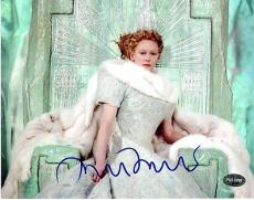 Tilda Swinton Narnia Signed 8x10 Photo Autographed Psa/dna #j60356