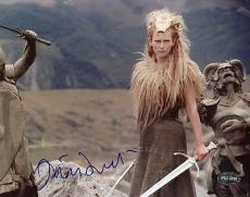 Tilda Swinton Signed 8x10 Photo Autographed Psa/dna #j60354