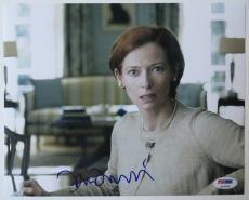 Tilda Swinton Signed Authentic Autographed 8x10 Photo (PSA/DNA) #Q14366