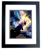 Tilda Swinton Signed - Autographed Doctor Strange 8x10 inch Photo BLACK CUSTOM FRAME - Guaranteed to pass PSA or JSA