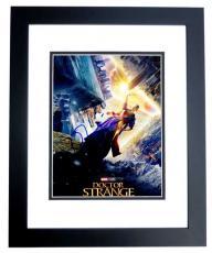 Tilda Swinton Signed - Autographed Doctor Strange 8x10 Photo BLACK CUSTOM FRAME