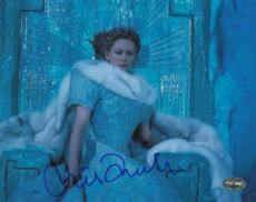 Tilda Swinton Signed Narnia Authentic Autographed 8x10 Photo (PSA/DNA) #J64677