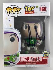 Tim Allen Buzz Lightyear Toy Story Signed Funko Pop Figure PSA/DNA COA (A)