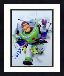 Tim Allen Signed Autographed 11X14 Photo Toy Story Buzz Lightyear JSA E64121