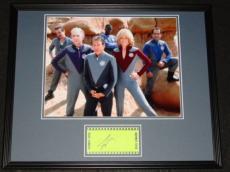Tim Allen Signed Framed 16x20 Photo Display Galaxy Quest