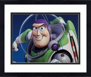 Tim Allen Signed Toy Story 11x14 Photo PSA/DNA W52701 Auto Buzz Lightyear