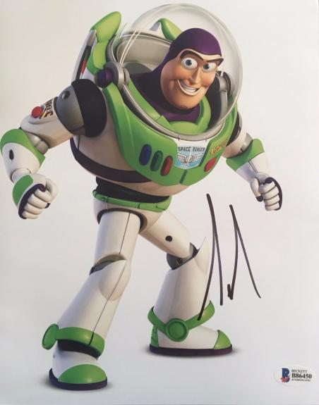 TIM ALLEN (Toy Story) authentic autographed signed 8x10 photo-BAS #B86450