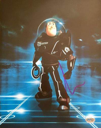 TIM ALLEN (Toy Story) authentic autographed signed 8x10 photo-PPC COA