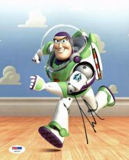 Tim Allen Toy Story Signed 8X10 Photo Autographed PSA/DNA #Y96253