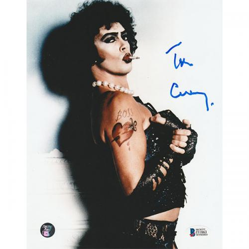Tim Curry Autographed 8X10 Photo