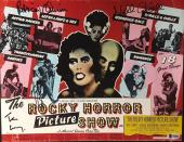 TIM CURRY Meat Loaf Rocky Horror Picture Show Signed 11x14 Photo COA Autograph